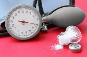Bluthochdruck und der Salzkonsum