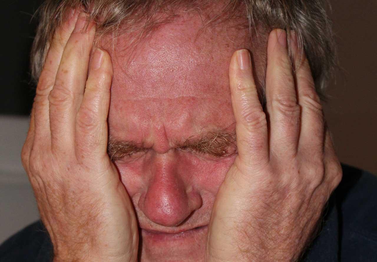 Bluthochdruck Symptom Kopfschmerzen