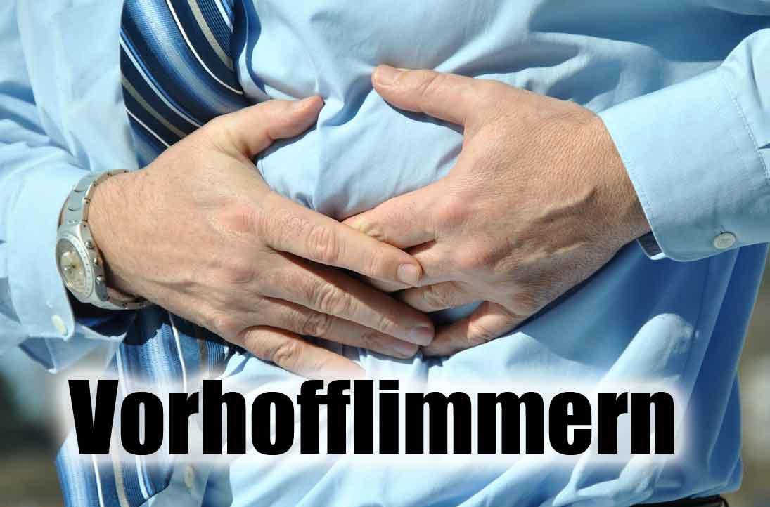 Vorhofflimmern - Ursachen, Risikofaktoren und Folgen