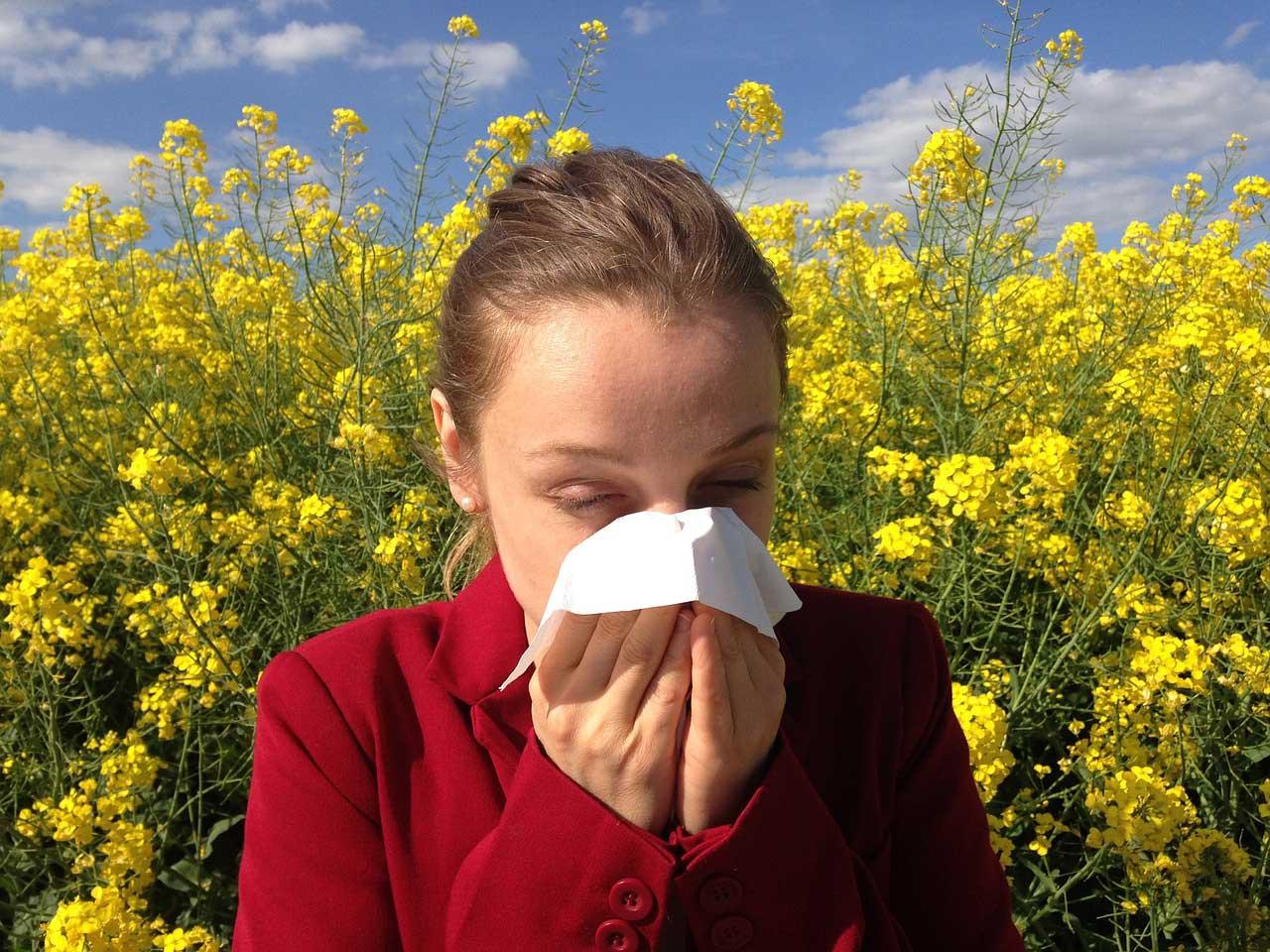 Bluthochdruck Ursache Allergien