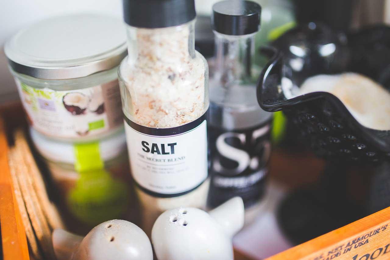 Bluthochdruck und die Wirkung von Salz