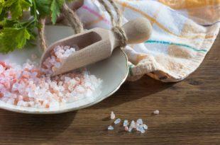 Salz als Ursache für Bluthochdruck