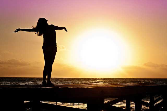 Sonne tanken zwischen April und September, damit der Speicher für den Winter reicht.