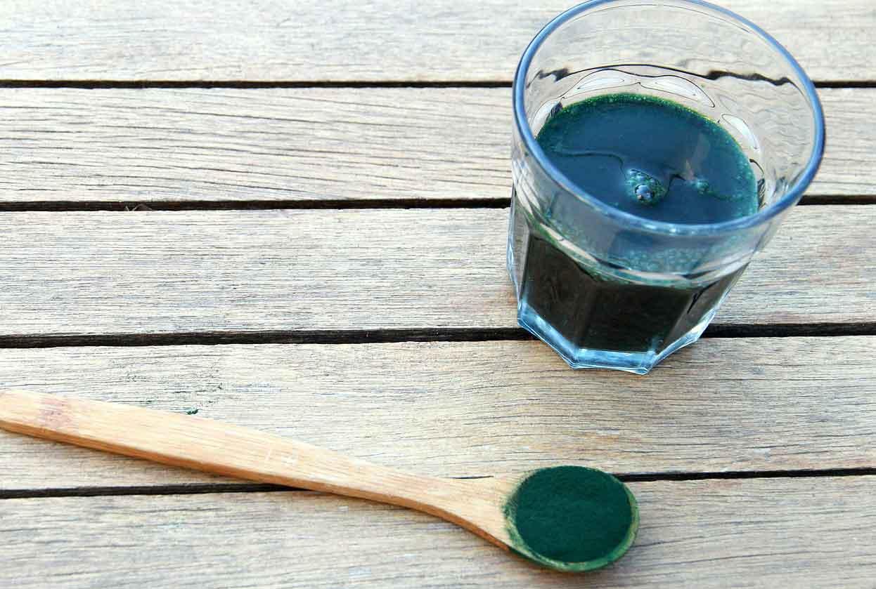 Kann die Alge Spirulina Bluthochdruk senken?