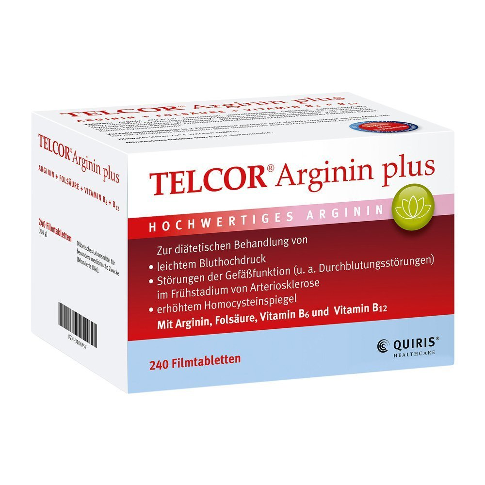Photo of Telcor Arginin Plus
