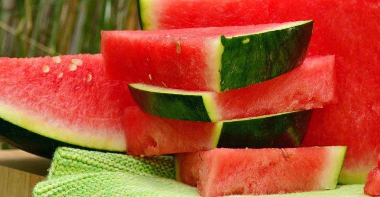 Photo of Wassermelone gegen Bluthochdruck